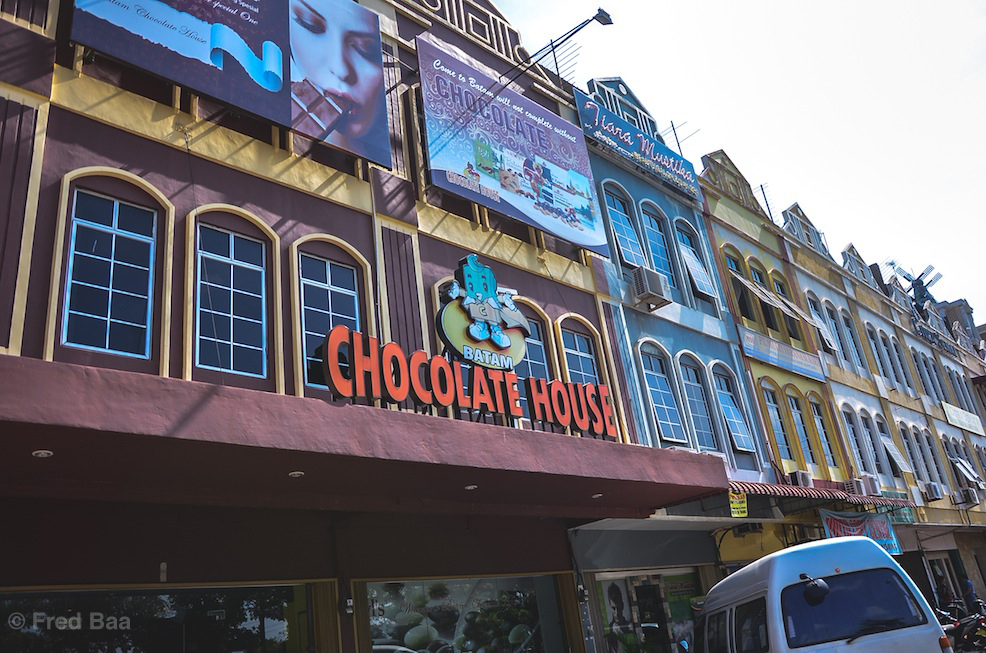 Chocolate Factory in Batam