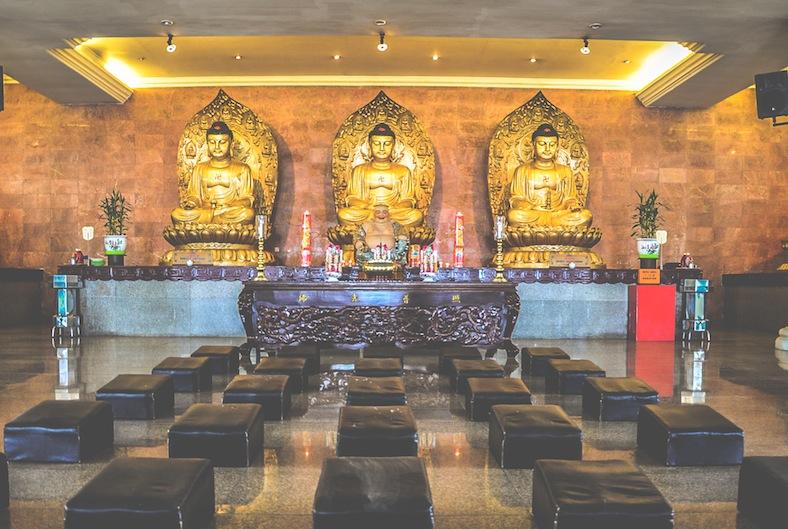 Maha Vihara Duta Maitreya Temple