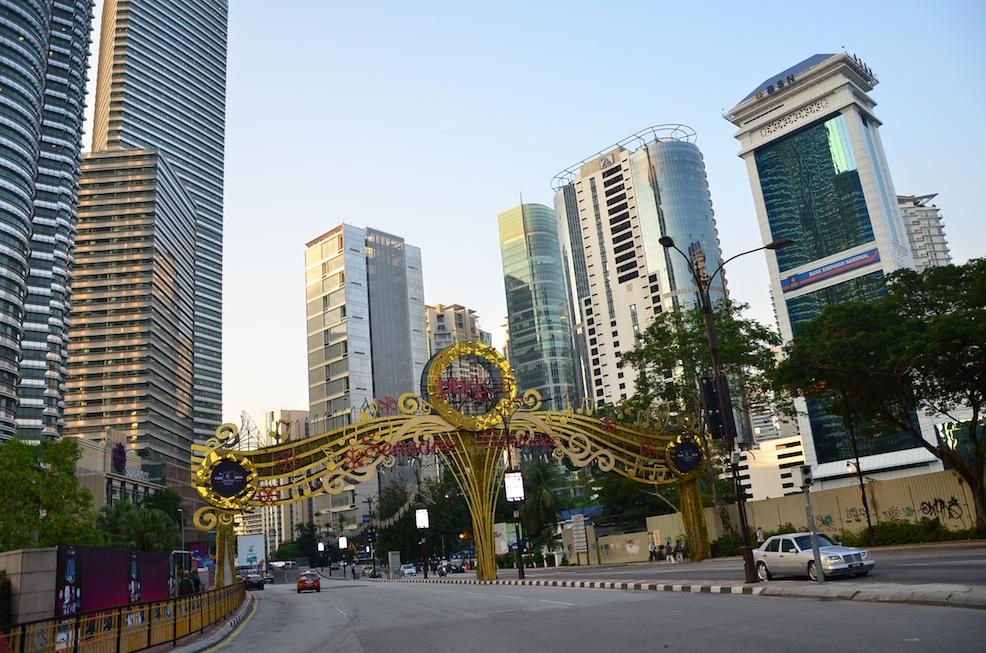 Kuala Lumpur street