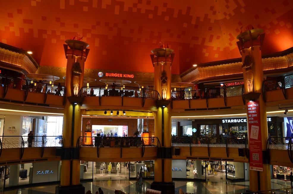 Sunway Pyramid Mall
