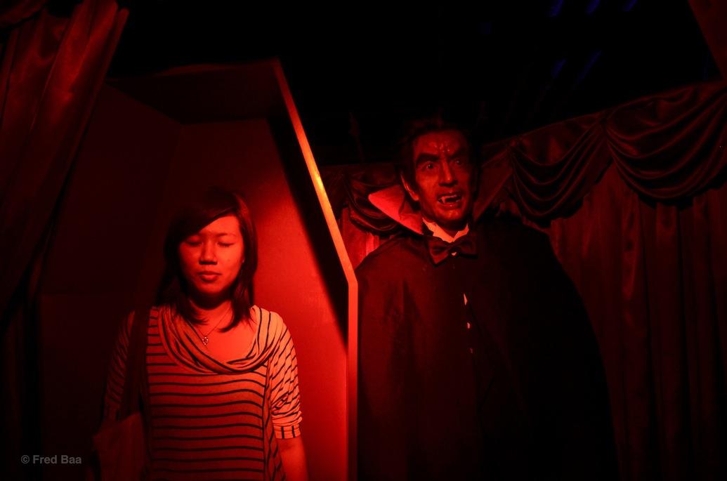 Shiela and Dracula