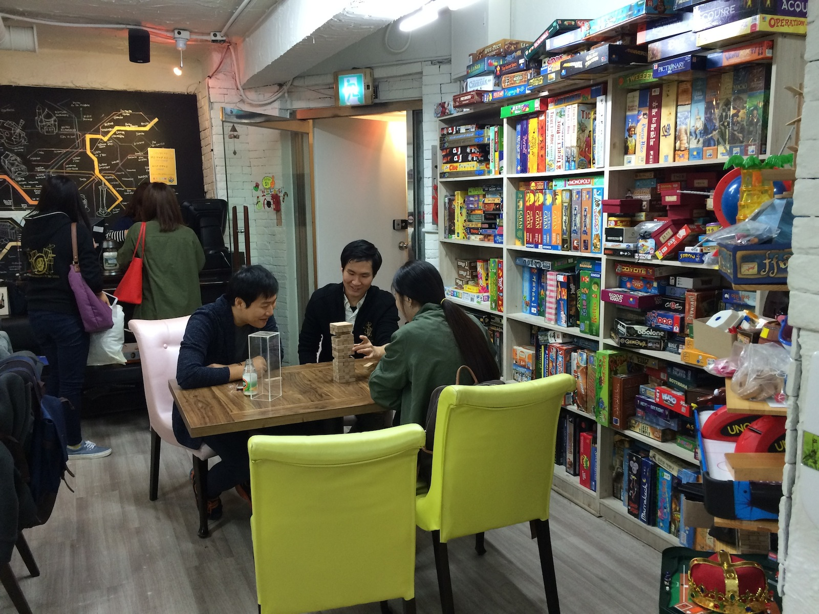 Board Game Cafe
